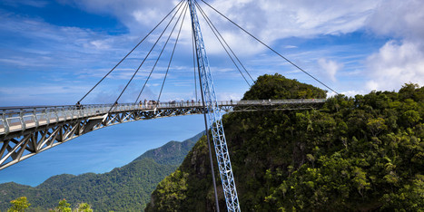 Breathtaking Bridges That Are More Than Just Walkways - Huffington Post | Inspirational Photography to DHP | Scoop.it