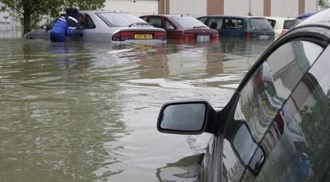 Les victimes d'inondations pourraient tripler d'ici 2030 dans le monde | Electron libre | Scoop.it