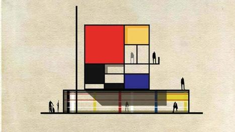 Can You Name the Famous Artists Who Inspired These Buildings? | Inspired By Design | Scoop.it