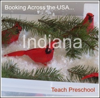 Booking across the USA : Indiana | Teach Preschool | Scoop.it