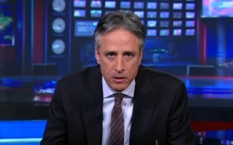 Egypt Issues Arrest Warrant For Jon Stewart | In and About the News | Scoop.it