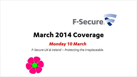 March Coverage (10th) | F-Secure Coverage (UK) | Scoop.it