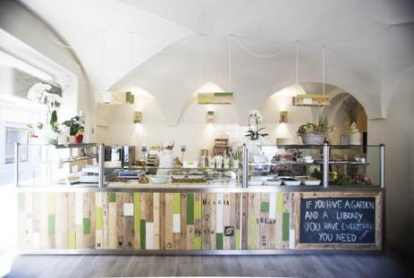 Mangia La Foglia bio - Parma | Ristoranti Pub Ritrovi Vegan-Vegetariani | Scoop.it