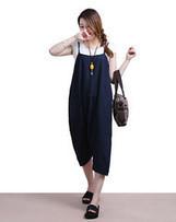 Wild black short-sleeved T-shirt cotton casual round neck piece harem pants | Ladies Fashion | Scoop.it