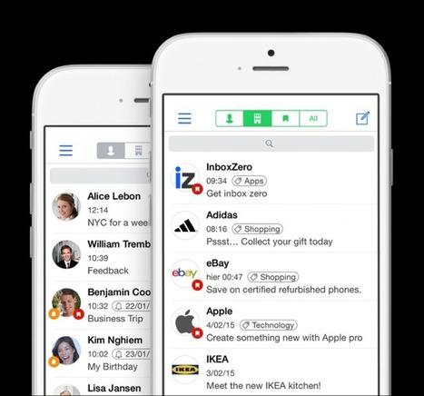 Inbox Zero, l'App belge qui veut détroner Gmail | Centre des Jeunes Dirigeants Belgique | Scoop.it