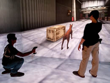 S'immerger dans les mondes virtuels devient accessible au grand public - Inria | Cabinet de curiosités numériques | Scoop.it