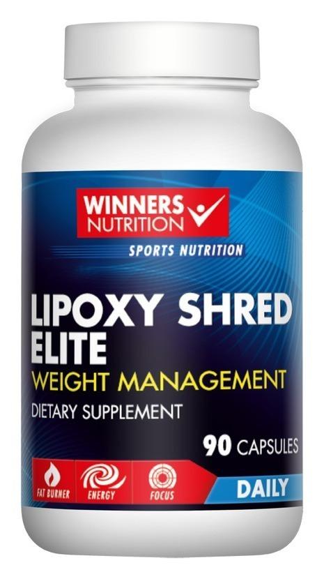 Lipoxy Shred Elite : Best Pre Workout Supplement   SPORTS NUTRITION   Scoop.it