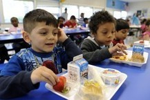 Effort To Weaken Nutrition Standards In Schools Could Cost Taxpayers Millions | Health + Real Food | Scoop.it