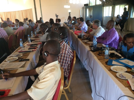Review workshop of  South-South city cooperation project between LA´s of Brazil and Mozambique | Cooperação Descentralizada Brasil - Moçambique | Scoop.it