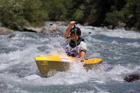 Le championnat de France de Canoë-Kayak est lancé dans l'Ubaye   Evènements   Scoop.it