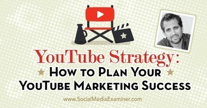YouTube Strategy: How to Plan Your YouTube Marketing Success | Social Media Video | Scoop.it