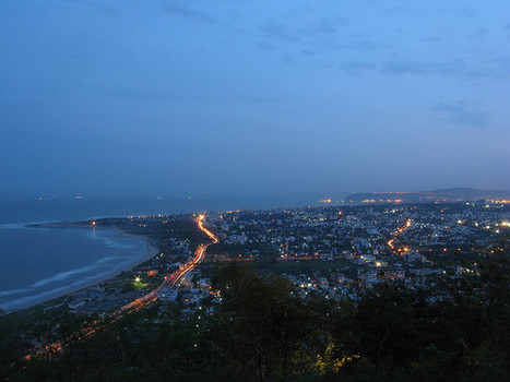 Coastal Contentment with Improved Mobility in Vishakapatnam | TheCityFix | Sustainable Futures | Scoop.it