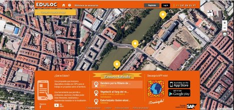 Eduloc | Geolocalización y Realidad Aumentada en educación | Scoop.it