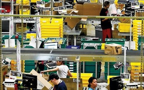 The Amazon Mystery: What America's Strangest Tech Company is Really Up To   Big Data   Scoop.it