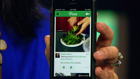 Vine branches out with Web embeds | Web Project Ma