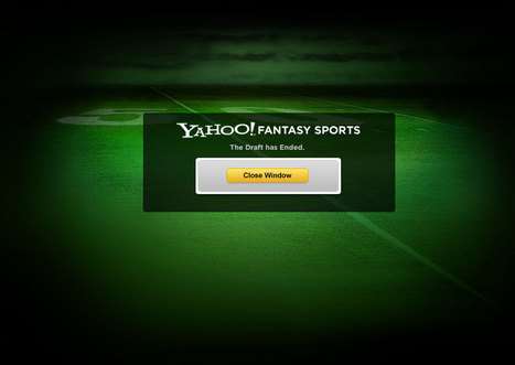 Yahoo! Sports Fantasy Football | Business Funding | Scoop.it