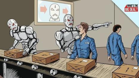 Ces jobs que les robots n'auront pas | culture, société | Scoop.it