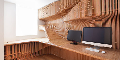Chelsea Workspace « SDA | Synthesis Design + Architecture | Parametric Architecture and Design | Scoop.it