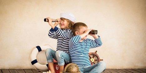 Comment stimuler la créativité devosenfants   Architecture et enfance VitamineD   Scoop.it