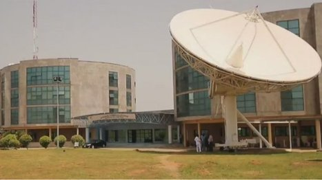 Le Nigeria, premier pays africain à gérer un satellite européen   eFarafina... l'Afrique électronique   Scoop.it