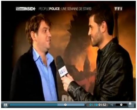 50 min Inside - TF1   Godzilla - TV & Web Coverage   Scoop.it