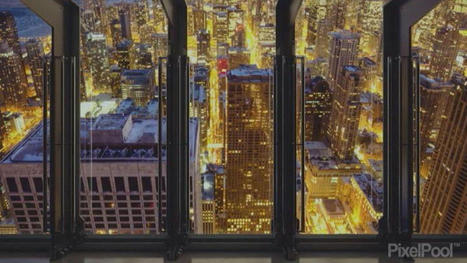 New Attraction Offers Tilted View Atop Hancock Center | Chicago Street Smart Real Estate, News and Fun Info | Scoop.it