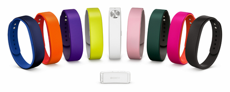 Sony to Launch Core and SmartBand Fitness Tracker in March | Gadgets for Fitness | Scoop.it