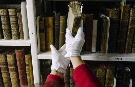 Les Musées de la civilisation bouclent leurs archives   Archivance - Miscellanées   Scoop.it