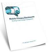 FTC Staff Report Recommends Ways to Improve Mobile Privacy Disclosures | Publishing Digital Book Apps for Kids | Scoop.it