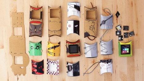 RePhone, un kit para armar y colgar un minimóvil a cualquier cosa | Mobile Technology | Scoop.it