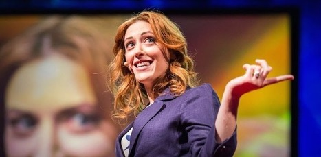 10 Inspirational TED Talks Perfect for Anyone Having a Rough Day | Good News For A Change | Scoop.it
