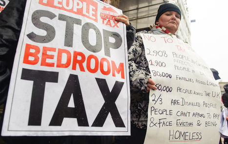 Labour Steps Up Attacks On 'Bedroom Tax' | welfare cuts | Scoop.it