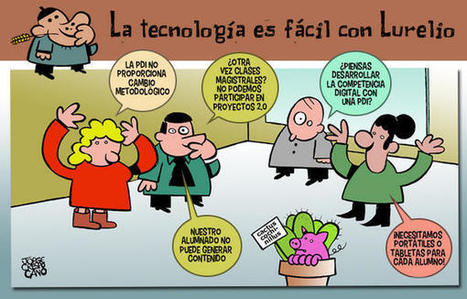 Twitter / educacion_INTEF : ¿Las TIC determinan la ... | Creatividad | Scoop.it