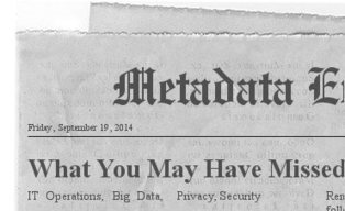 What You May Have Missed | Metadata | Scoop.it