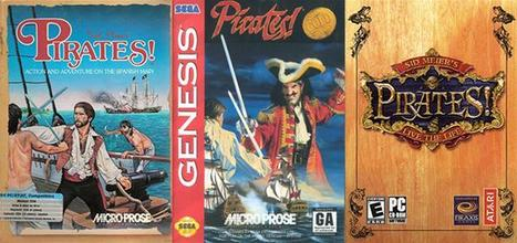 Pirates! Possibly the Purest RPG Ever | All Geeks | Scoop.it