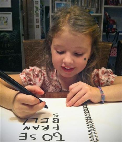 Alfabetización - Leer y escribir antes de llegar al colegio | el aprendizaje a lo largo de toda la vida | Scoop.it