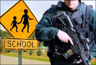 Biden Task Force to Recommend More Armed Cops in Schools | MN News Hound | Scoop.it