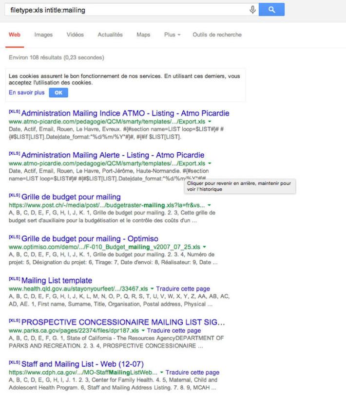 Savez-vous vraiment faire une recherche google? | TIC et TICE mais... en français | Scoop.it