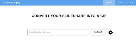 Vers des usages élargis de Slideshare | Outils et pratiques du web | Scoop.it