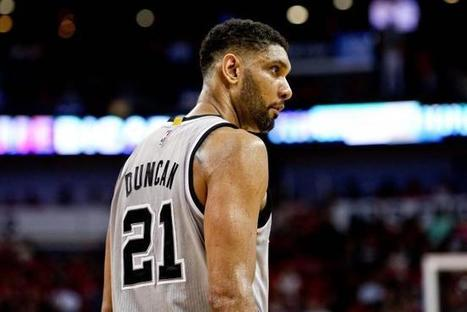 What to Watch for in Tim Duncan's 19th and (Perhaps?) Final Season - Bleacher Report | Sports and Performance Psychology | Scoop.it