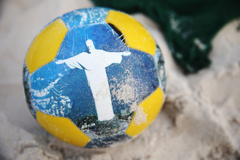 Your World Cup Tweets Can Help Light Christ The Redeemer | AllAtwitter | Scoop.it