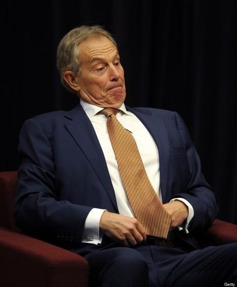 Brit Attempts Citizen's Arrest Of Tony Blair In Hong Kong | Race & Crime UK | Scoop.it