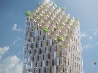 Tall wood: 34 storey skyscraper proposed for Stockholm | Radio Show Contents | Scoop.it