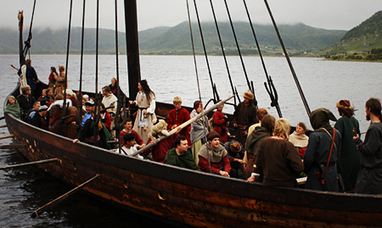 LOTR producer plans Norway Viking epic | 'The Hobbit' Film | Scoop.it