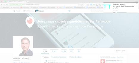 [Astuce] Twitter : comment activer et désactiver les notifications Web | Social Media Curation par Mon-Habitat-Web.com | Scoop.it