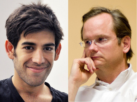 Aaron Swartz's Name Is Being Invoked For This Cause - Politix | Peer2Politics | Scoop.it