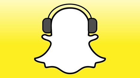 Snapchat Now Lets You Shoot Video And Play Music At The SameTime | V2.0 Music Criticism | Scoop.it