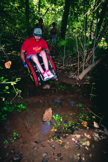 TiLite Races Ahead with Custom Wheelchair Design - 2011-05-04 15:19:05 | Design News | Teaching SolidWorks | Scoop.it