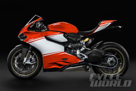 What Makes the Ducati 1199 Superleggera So Light? | Ductalk Ducati News | Scoop.it