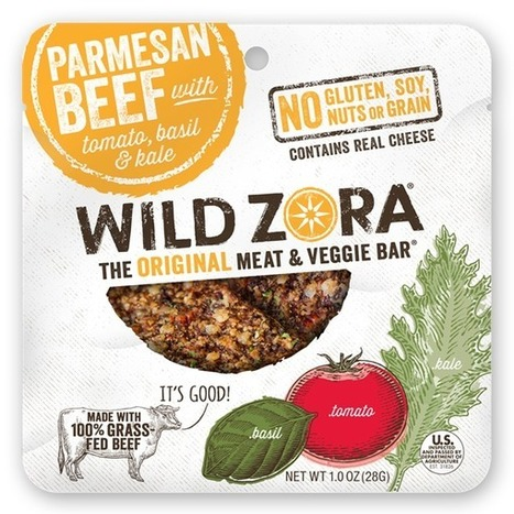 Move over, jerky! Meat bars are the new healthy snack; what to try | Kickin' Kickers | Scoop.it